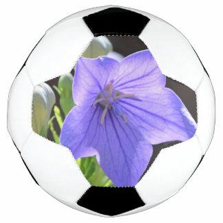 Flowering Balloon Flowers Soccer Ball