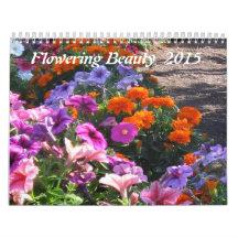 Flowering Beauty 2015 Calendars