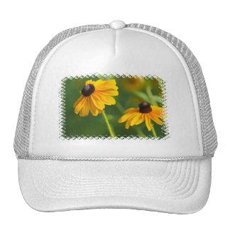 Flowering Black Eyed Susans Baseball Hat