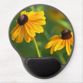 Flowering Black Eyed Susans Gel Mouse Mats