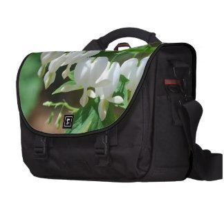 Flowering Bleeding Heart Commuter Bags