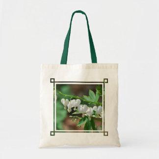 Flowering Bleeding Heart Small Bag