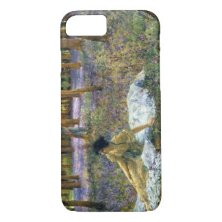Flowering Bluebells 1890 iPhone 7 Case