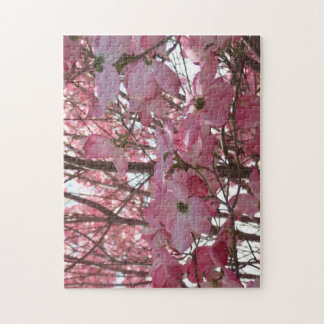 Flowering Branches Jigsaw Puzzle