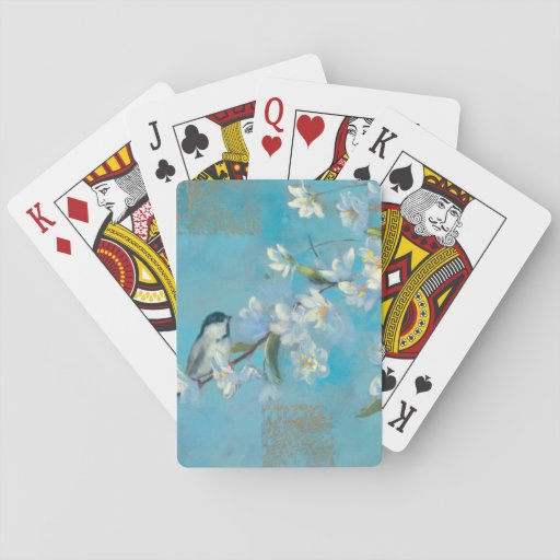 Flowering Branches Card Deck