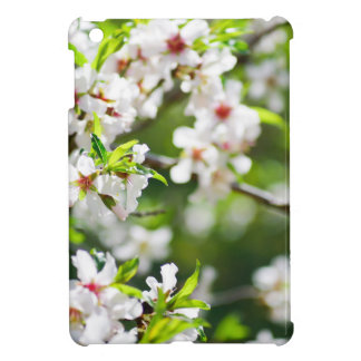 Flowering branches of fruit tree iPad mini covers