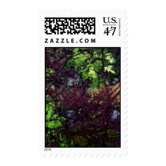Flowering Branches Postage