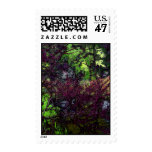 Flowering Branches Postage Stamp