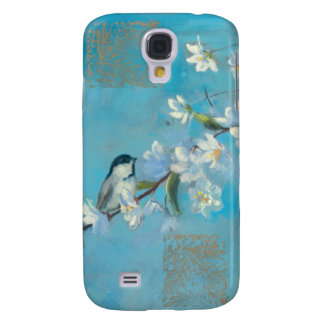 Flowering Branches Samsung Galaxy S4 Cover