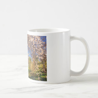 Flowering Cherry in Spring Coffee Mug