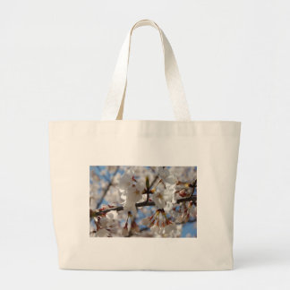 Flowering Crabapple Blossoms Bag