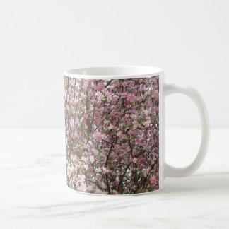 Flowering Crabapple Classic White Coffee Mug