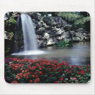 Flowering Falls Mouse Pad