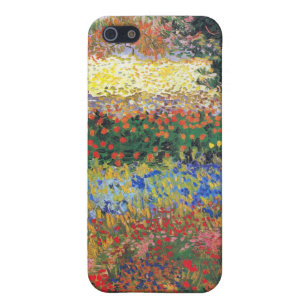 FLowering Garden, Vincent Van Gogh Cover For IPhone SE/5/5s