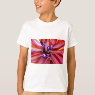 Flowering in Epiphyte in pink and purple T-Shirt