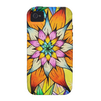 Flowering Life Vibe iPhone 4 Cover