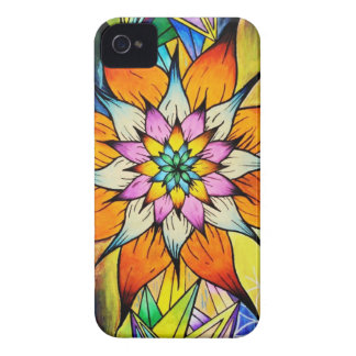 Flowering Life iPhone 4 Covers