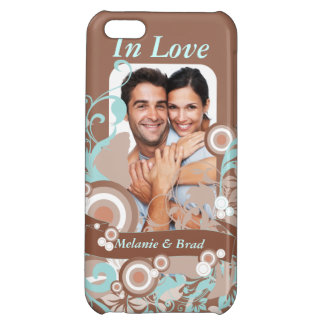 Flowering Love Case For iPhone 5C