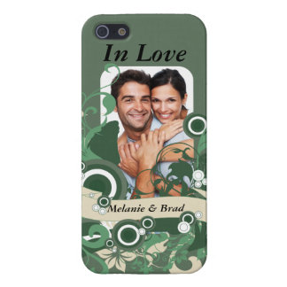 Flowering Love iPhone SE/5/5s Cover