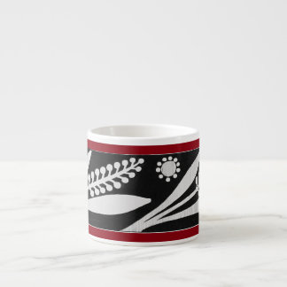 Flowering olive tree design from ancient Crete Espresso Cup