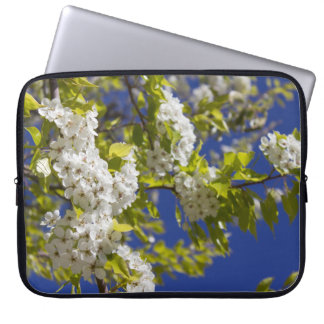 Flowering Pear Tree Computer Sleeve