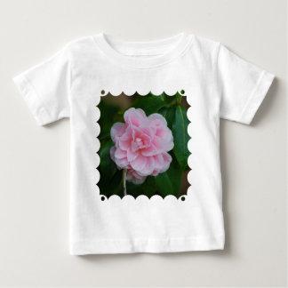 Flowering Pink Camelia Baby T-Shirt