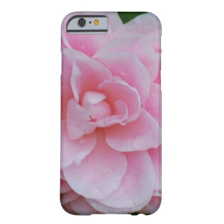 Flowering Pink Camelia Barely There iPhone 6 Case
