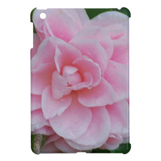 Flowering Pink Camelia Cover For The iPad Mini