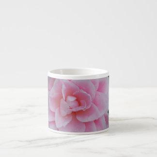 Flowering Pink Camelia Espresso Cup