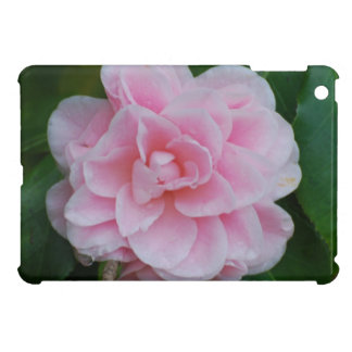 Flowering Pink Camelia iPad Mini Cover