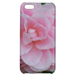 Flowering Pink Camelia iPhone 5C Cover