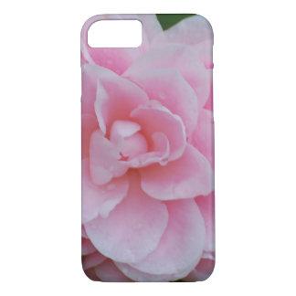 Flowering Pink Camelia iPhone 8/7 Case
