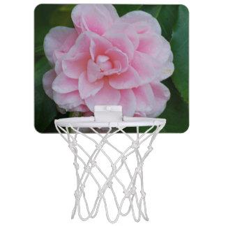 Flowering Pink Camelia Mini Basketball Hoop