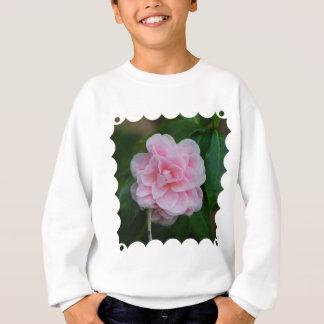 Flowering Pink Camelia Sweatshirt