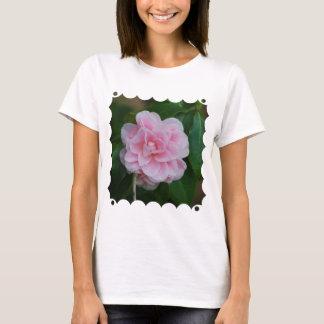 Flowering Pink Camelia T-Shirt