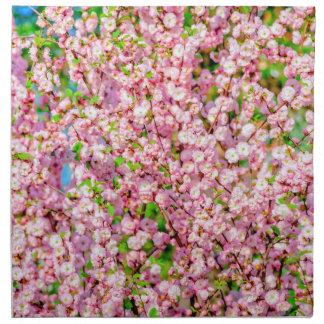Flowering Plum Napkin