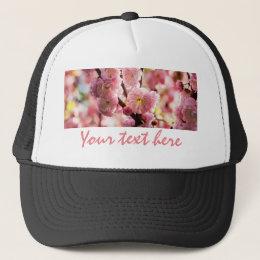 Flowering Plum - Pink Paradize Trucker Hat
