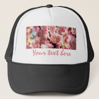 Flowering Plum - Pink Paradize Trucker Hat
