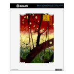 Flowering Plum Tree after Hiroshige by Van Gogh Decal For The NOOK