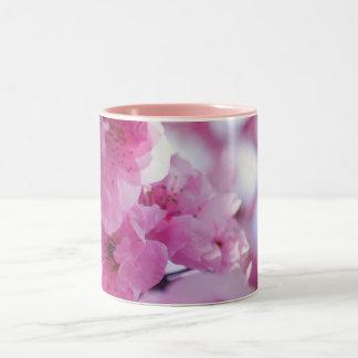 Flowering Plum Tree Blossom Coffee Mug