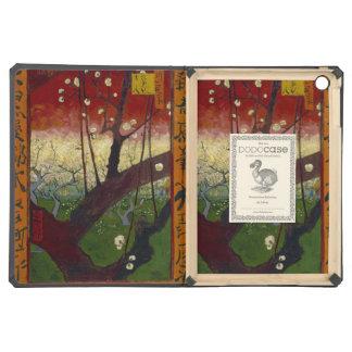 Flowering Plum Tree by Vincent Van Gogh iPad Air Case