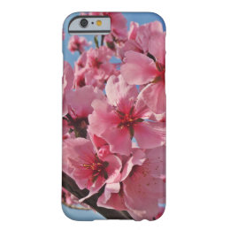 Flowering Prunus Dulcis Barely There iPhone 6 Case