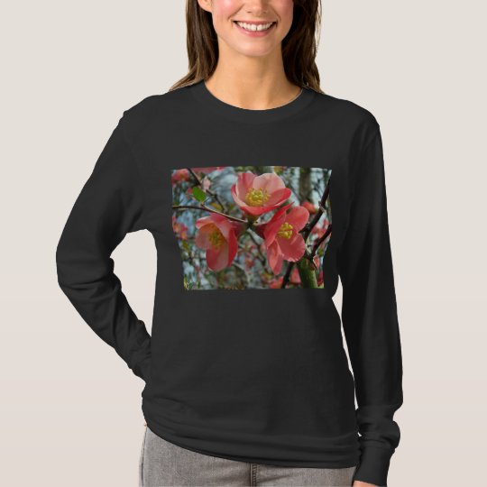 Flowering Quince - Chaenomeles speciosa T-Shirt
