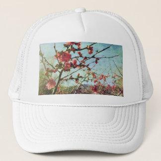 Flowering Quince Trucker Hat