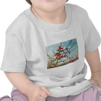 Flowering Quince T-shirts