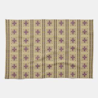 Flowering Spring of Life 2 kitchen towel