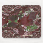Flowering Tree Abstract Mouse Pads