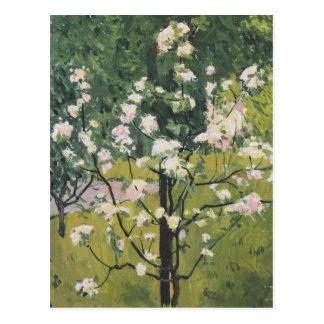 Flowering Trees | Kolo Moser Postcard