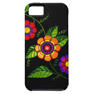 Flowering Vine iPhone SE/5/5s Case