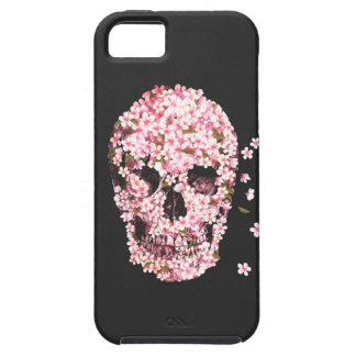 Flowerly Skull iPhone 5 Case